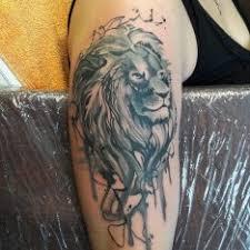 Tetování Motivy Zvířat Rameno Tetování Tattoo