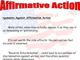 affirmative action info affirmative action