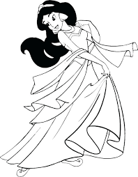 jasmine printable coloring pages. Fine Pages Free Printable Coloring Pages Princess Jasmine   On Jasmine Printable Coloring Pages N