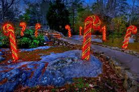 Candy Christmas Lights Candy Cane Lights Enchanting Emitting Christmas Lights