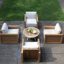 Contemporary Patio Furniture And Outdoor Furniture By Insideout Patio Furniture Stores Sacramento Ca