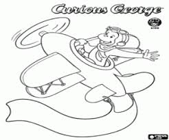 Disegni Di Curioso Come George Da Colorare E Stampare Disegno