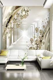 SUMGAR 3D Wall Murals Bedroom Large ...