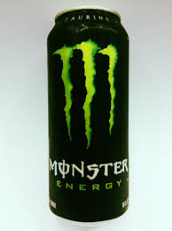 monster can. Exellent Can Monster Energy Drink And Can Y