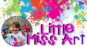 Little Miss Art – Fluid Art Where Everyone Sees Something Different !