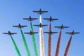 Anche le Frecce Tricolori per l'ultima di Valentino Rossi a Misano - MotoGP  - Moto.it