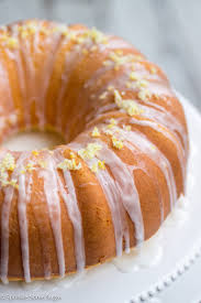 Super Lemon Bundt Cake Sprinkle Some Sugar