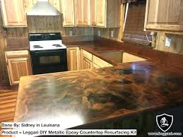 countertop refinishing products refinish kit kit base brass highlights black coffee orange gold refinishing home
