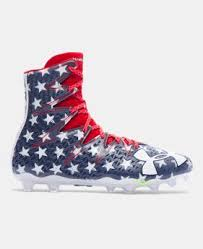 under armour football cleats. men\u0027s ua highlight football cleats \u2014 limited edition 1 color $97.99 under armour