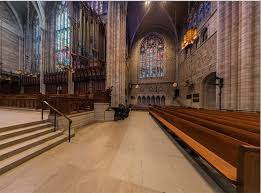 Tour The Chapel Princeton University Chapel