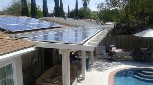 3 705kw solar system on a 10 x30 solarready patio cover view picture
