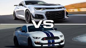 2018 chevrolet camaro zl1.  zl1 2018 chevrolet camaro zl1 vs 2017 ford mustang shelby gt350r in chevrolet camaro zl1