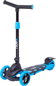 Купить <b>Самокат Ridex 3D Robin</b> детский 3-кол. голубой/черный ...