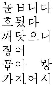 Korean Letters Hangul Wikiwand