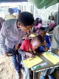books dreams for rural children by gbenga adesina gofundme your support will help give dreams and possibilities to these children