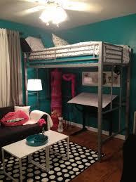 Loft Beds For Small Bedrooms Teen Room Tween Room Bedroom Idea Loft Bed Black And White