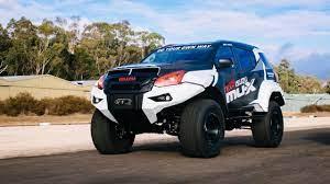 ไม่ใช่ RAPTOR แต่ถ้าเจอต้องมีไล่! ISUZU D-MAX + MU-X CONCEPT X