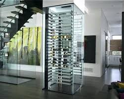glass wine cellar if ever entertained then most likely pulled out a bottle of wine to glass wine cellar