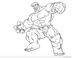 the hulk coloring page timykids color pages and