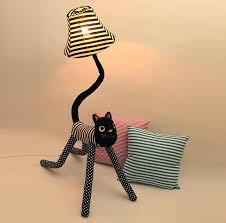 floor standing lamps for living room. 2017 clown cat cloth floor lamps, standing lamp creative cute children, living room bedroom bedside lamp, reading nightlights from henrry, lamps for