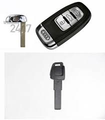 2018 audi key fob.  2018 By Itself Used As A Remote Valet Lockunlock Start Key Then There Is  Also Plastic Emergency Key That Can Manually Lockunlock And The Car To 2018 Audi Fob