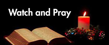 Image result for Watch and pray pics