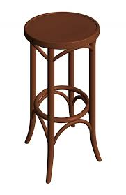 Bentwood Backless Thonet Bar Stool Thonet Bar Stool G72
