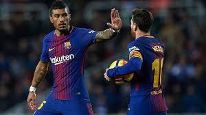 برشلونة يعقد مهمة النصر في ضم البرازيلي باولينيو : صحافة الجديد اخبار عربية
