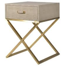 gold bedside table. Contemporary Table Gold Bedside Table  Side Tables On S