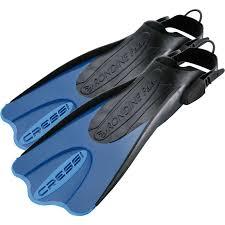 Cressi Palau Saf Short Swimming Fins Snorkeling Fin For