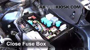replace a fuse 2013 2016 toyota rav4 2013 toyota rav4 limited 6 replace cover secure the cover and test component