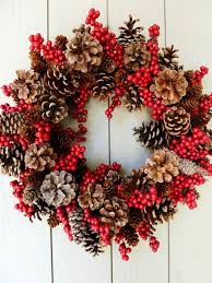Glittered Pinecones DIY Holiday Decor  Making LemonadeChristmas Pine Cone Crafts