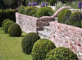 Small Picture Stunning Brick Garden Wall Designs Front Garden Brick Wall Designs