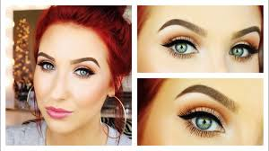 get ready with me messy bun clic makeup jaclyn hill audiomania lt