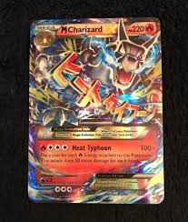 mega m charizard ex 12 83 xy generations ultra rare near mint pokemon card