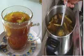 Wedang jahe juga kadang disebut sebagai teh jahe, meskipun sama sekali tidak mengandung atau menggunakan daun teh. Resep Wedang Jahe Gula Merah Rempah Rempah Komplit