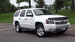 2008 Chevrolet Tahoe Z71 LTZ - YouTube