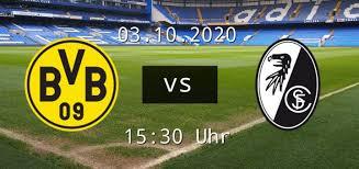 Liga empfängt der gastgeber sc freiburg ii den herausforderer borussia dortmund ii. Sc Freiburg Spielt Auswarts Gegen Dortmund Fussball News De