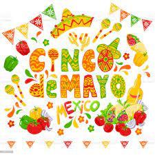 Cinco De Mayo Feier Festliche Clipart ...