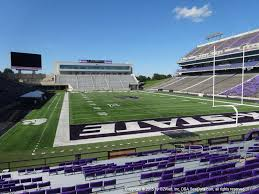 Bill Snyder Family Football Stadium View From Lower Level 13