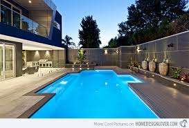 Small Picture 15 Modern Inground Pools to Love Home Design Lover