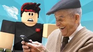 LITTLE KID CATCHES GRANDPA WATCHING PORN ON ROBLOX ROBLOX.