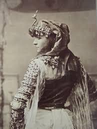 Cora Brown Potter as Cleopatra | Broadway Photographs