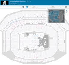 Ticketmaster Taylor Swift Seating Chart How Is Taylor Swifts Reputation Tour Selling Lets Check