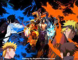 Foto Bergerak Naruto