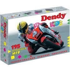 <b>Игровая приставка Dendy</b> Kids 195, купить по цене 1700 руб с ...