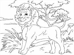 Small Picture Coloring Pages Pages Of Lions And Tigers For Kids The Lion Guard