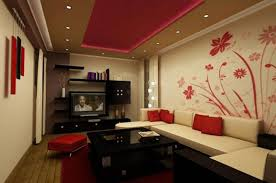 Painting An Accent Wall In Living Room Wooden Dining Furniture Set Design Living Room Paint Ideas With