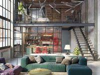 16 fantastiche immagini su <b>Loft</b> industriale nel 2020 | Arredamento ...