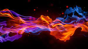 Blue Flames Wallpapers on WallpaperDog